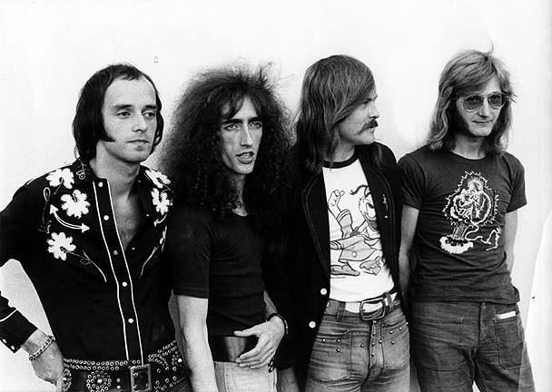 Flash (Peter Banks' progressive rock band) promo picture