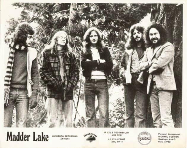 Madder Lake (australian band)