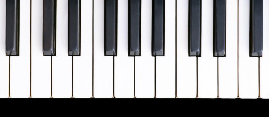 As 3 principais funções dos teclados na música