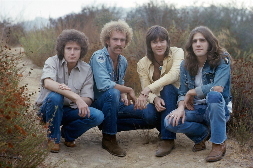 Eagles (folk/country-rock band) promo picture