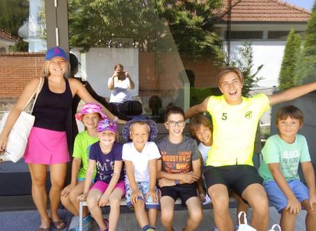 Sommercamps mit Hannah und Felix