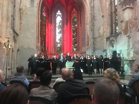 Kirchenruine Wachau 2018