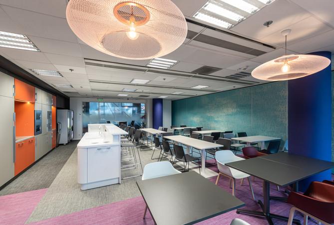 KLM-étkező