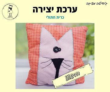 ערכת ייצירה כרית חתול.png