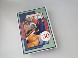אלבוםלגבר שחוגג 50