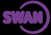 SWAN-logo-fialove-pantone-527-01.png