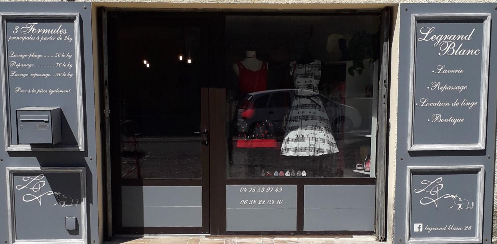photo vitrine
