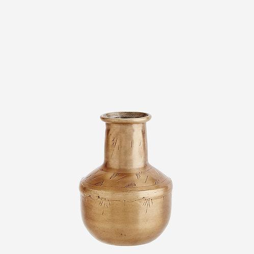 Vase Antique Doré