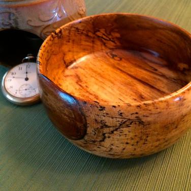 7 inch pecan bowl