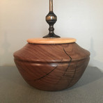 Walnut hollow form