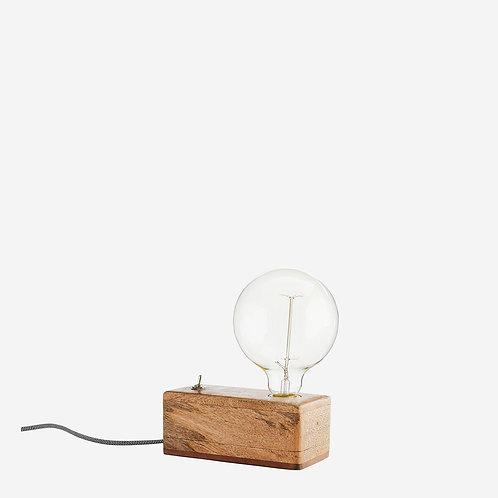 Lampe de bureau WOOD BOX