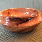 6 inch oak dish