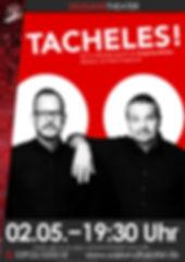 Plakat Tacheles