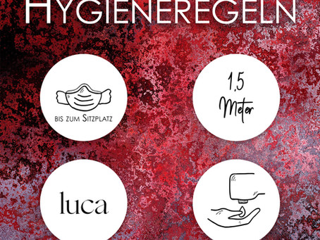 Hygienemaßnahmen! Was gilt aktuell?