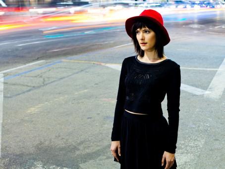 Sara Niemietz im April 2019