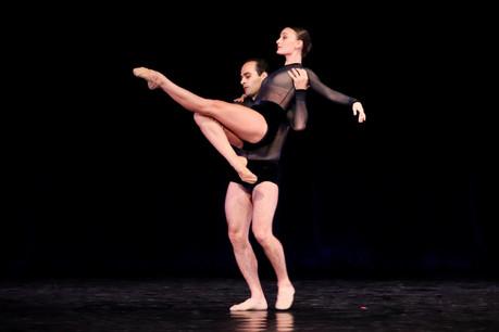 Ballettcompagnie des Theaters Koblenz / Foto: Johanna Burger