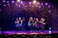 Tanzensemble des Salzlandtheaters / Foto: Johanna Burger