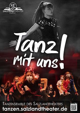 Plakat Tanzensemble