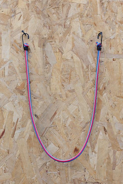 Багажная резинка с крючками длина 1,50м купить
