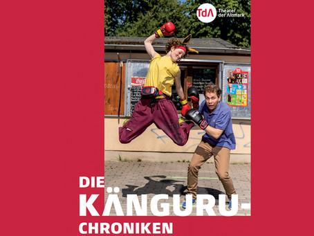 Känguru-Chroniken erst im Oktober
