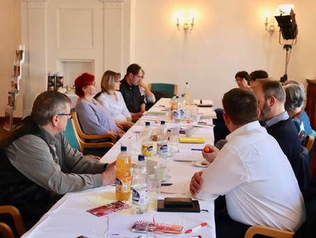 INTHEGA: Tagung der Ländergruppe Ost am 16. und 17. April 2018