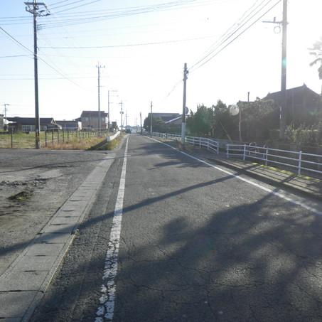一般県道 天明川尻線(海路口工区長 道路改築工事