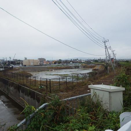 加勢川第6排水区雨水調整池災害復旧工事