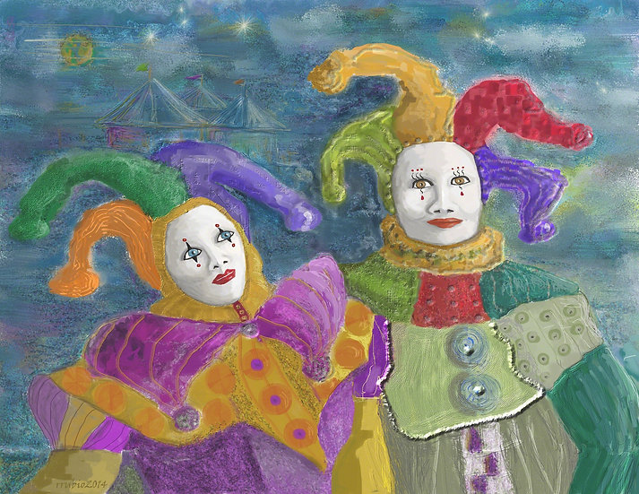 The Two Jesters 1