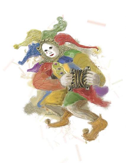 Concertina Jester 1