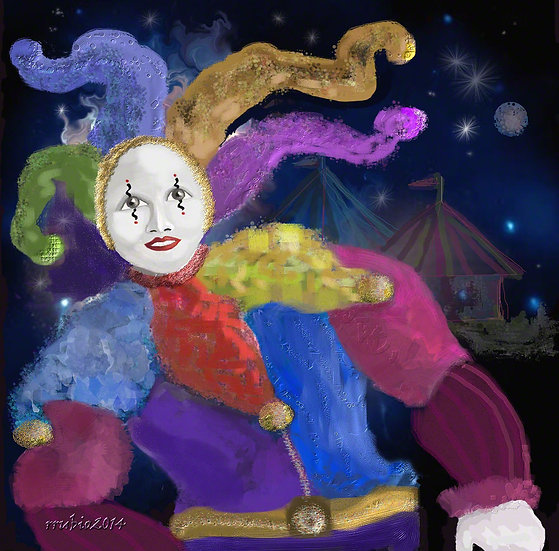 The Smiling Jester 1