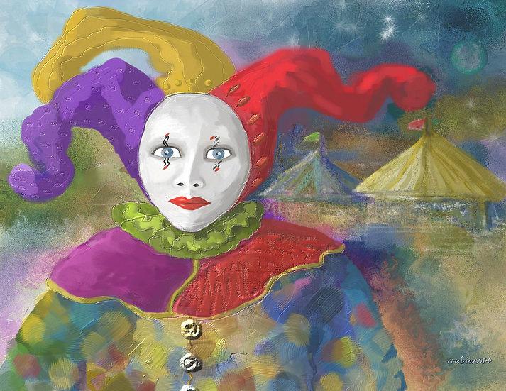 The Clown Jester 1