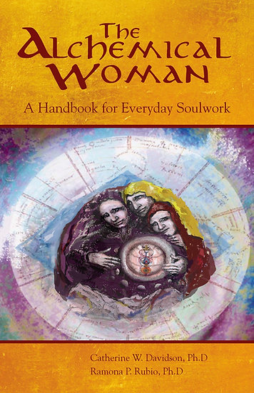 The Alchemical Woman book