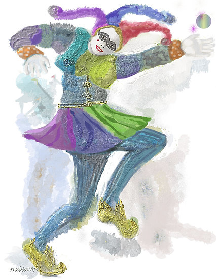 Dancing Jester 1