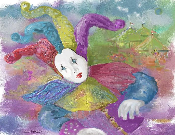 The  Dreamer Jester 1