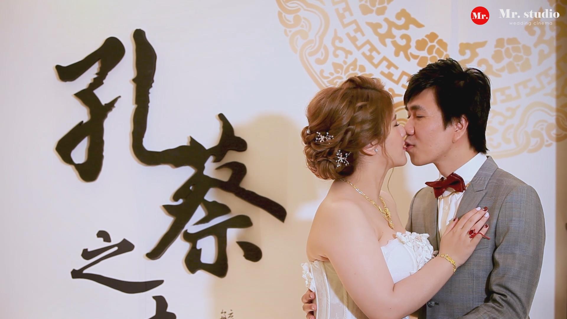 爸,我結婚了