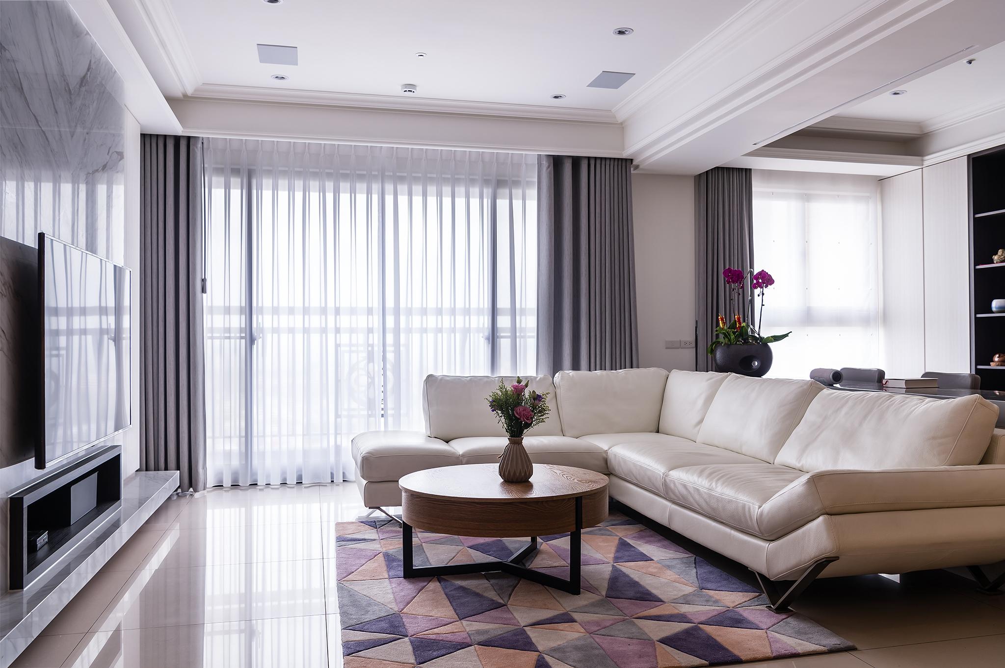 居家空間-客廳