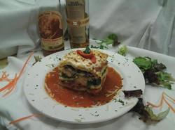 vegtable lasagna