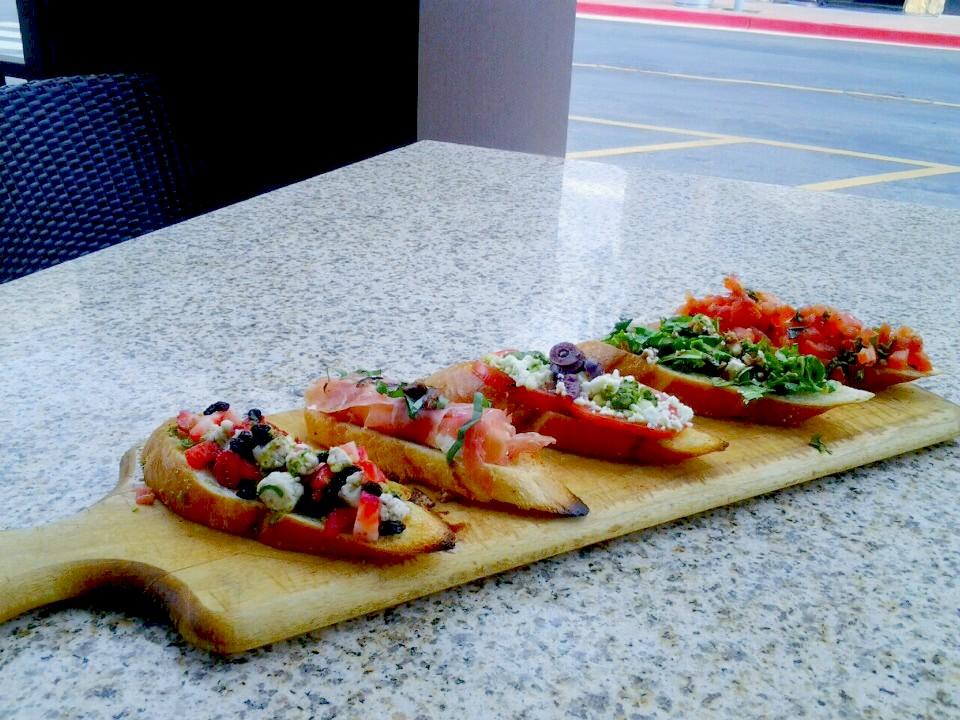 bruschetta planks