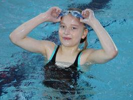 svømning for børn
