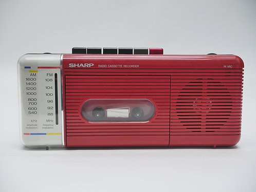 Sharp QT-5(R) Red (Rental Only)