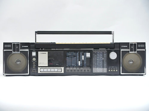 Fisher SC-300 Keyboard Boombox (Rental Only)