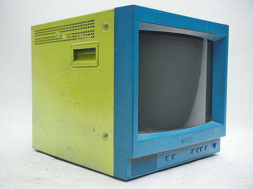 "Green/Blue Sony 13-14"" PVm"
