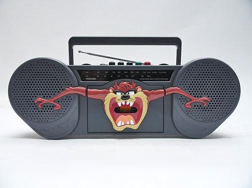 Taz Looney Tunes Boombox