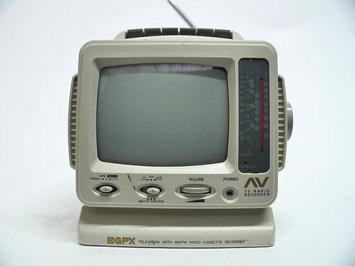 Gran Prix TVP8 W/Cassette player!