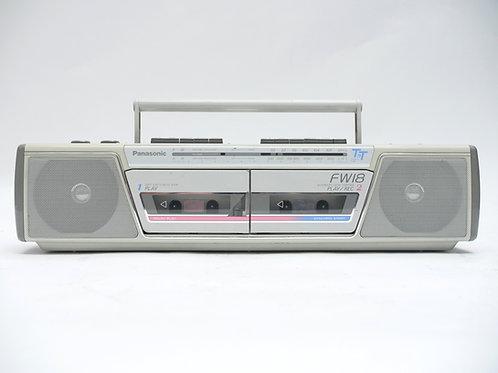 Panasonic RX-FW18