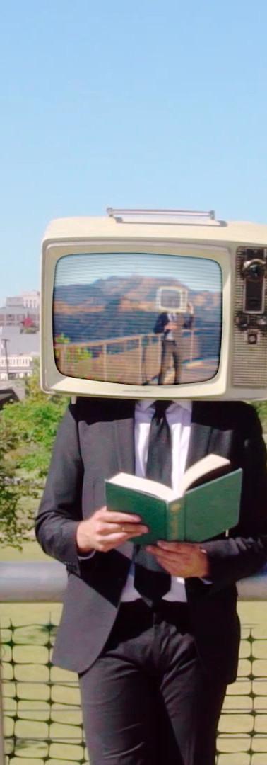 TV Head Guy