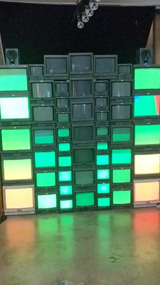 Sound Reactive VU