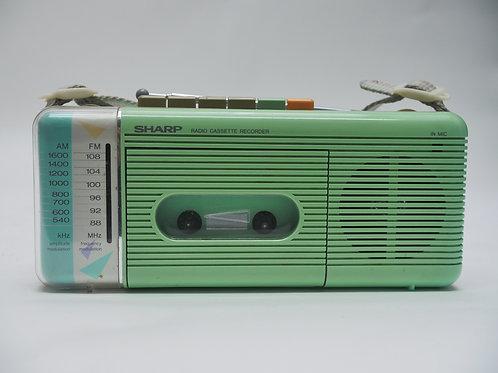 Sharp QT-5(G)Green (Rental Only)