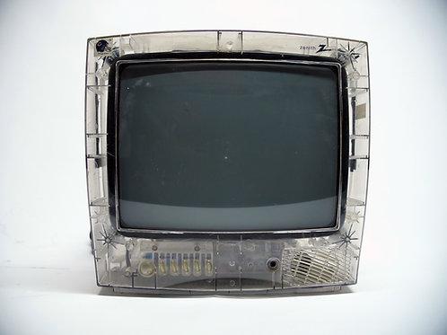 "Zenith Clear AKA ""Prison TV"""