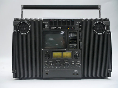 Sanyo TV Boombox (Rental Only)
